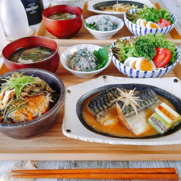 意外と簡単な和食の煮物レシピのさばの味噌煮
