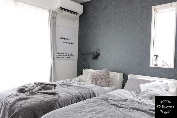 寝室インテリア8