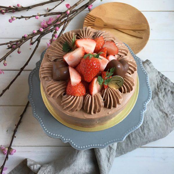 バレンタインにも人気の定番チョコケーキ