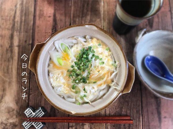 胃に優しい料理 レシピ 麺類2