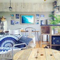 ハワイアンインテリア実例集!癒しのお部屋作りにおすすめの家具をご紹介♪