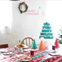 クリスマスをお洒落に彩るテーブルコーデ特集!魅力的なアイデアをご紹介!