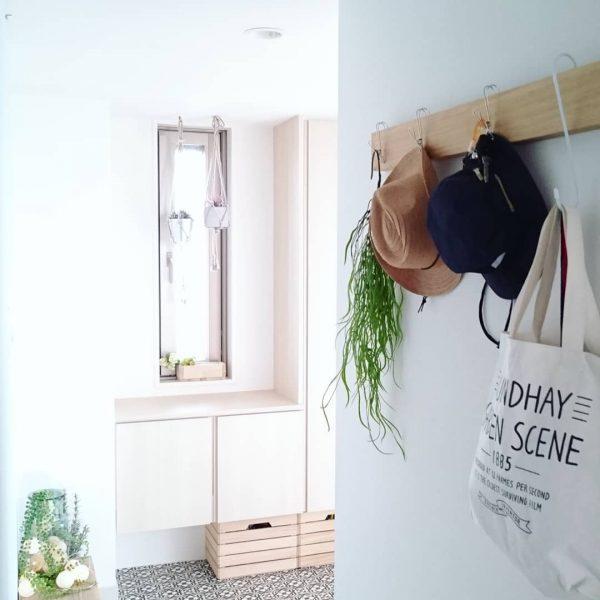 無印 壁に付けられる家具 活用アイデア4
