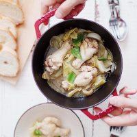 ストウブを使った鍋料理レシピ特集!寒い日に最適な簡単で美味しいメニュー