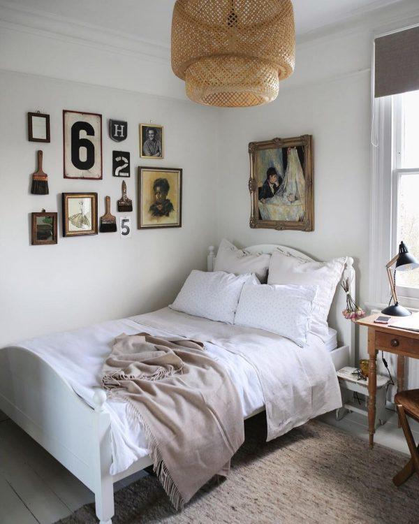 8畳寝室快眠ベッドレイアウト2