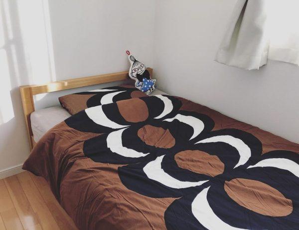 寝室インテリア 秋冬7