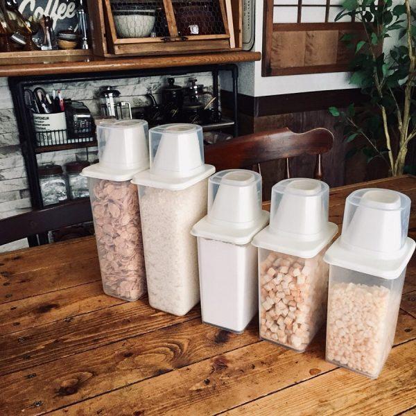 100均の保存容器12