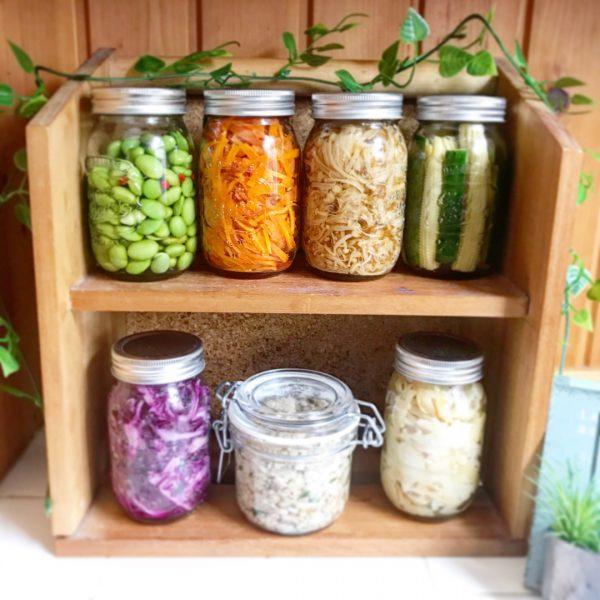 シンプルな副菜♪枝豆の出汁マリネ
