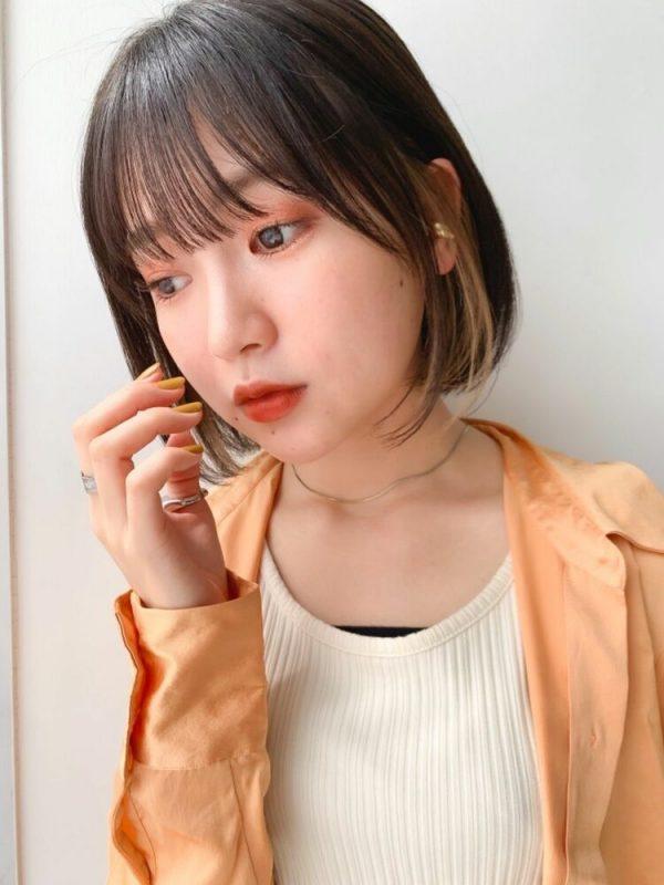 春 髪型 2021