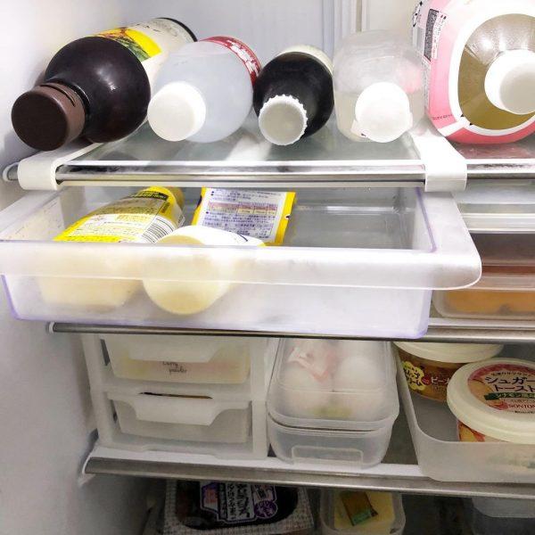 【ニトリ】冷蔵庫棚下収納