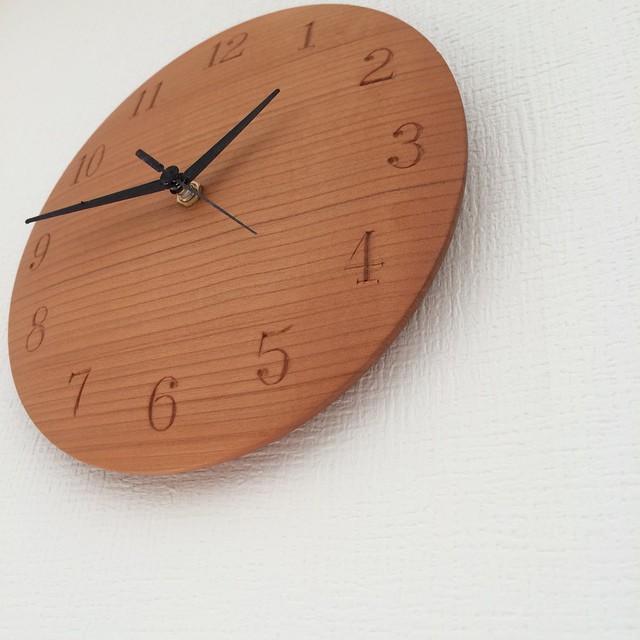 風水に良い時計の飾り方 リビング2