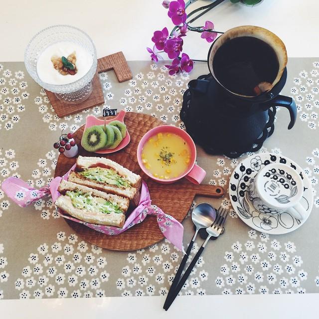 食べ物に使うペーパーナプキン活用3