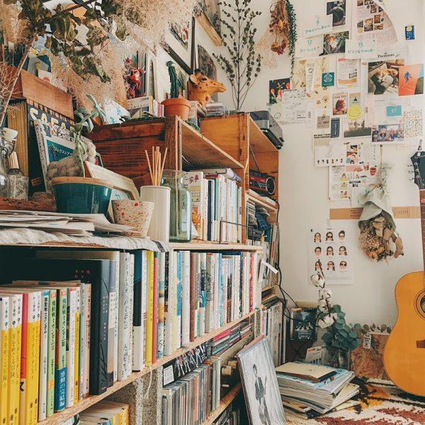 「好き」を詰め込んだ拡張自在の本棚22