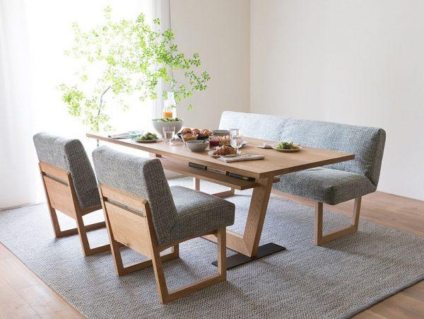 7畳向けダイニングキッチンレイアウト 椅子