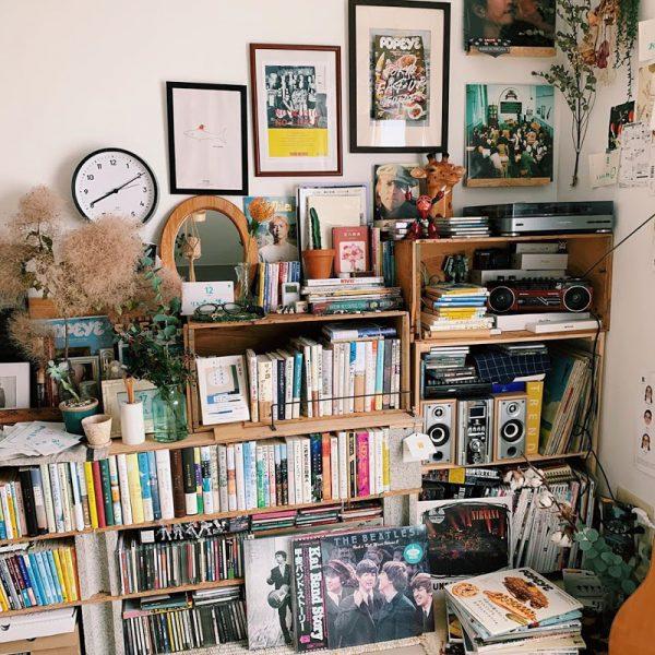 「好き」を詰め込んだ拡張自在の本棚2