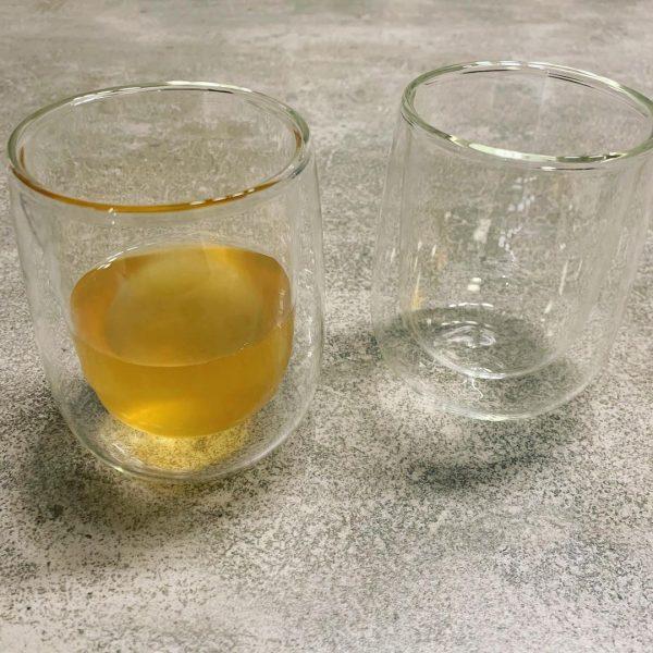 機能性も兼ね備えたおしゃれな100均グラス