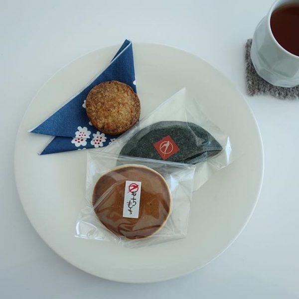 大人気!ぎふ柳ヶ瀬・ツバメヤの和菓子