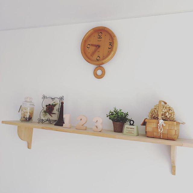 風水に良い時計の飾り方 子供部屋3