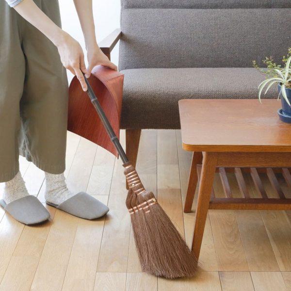 お掃除は昔ながらのアイテムでやってみる