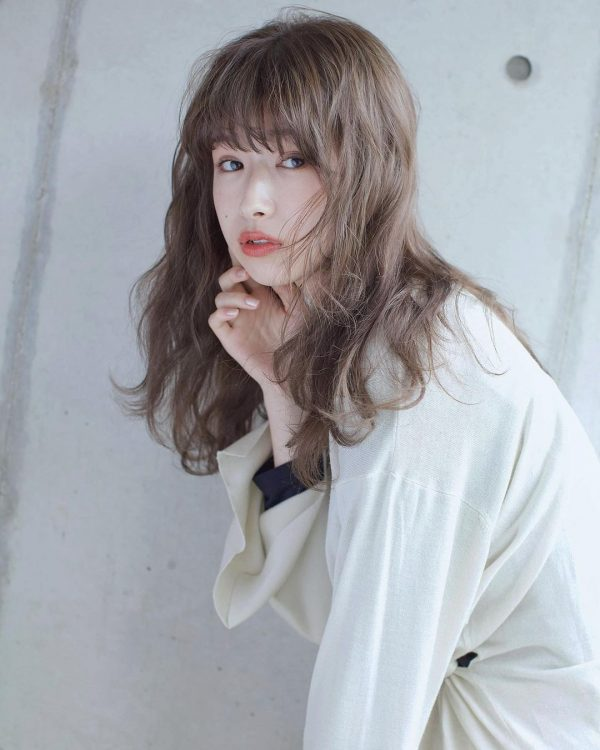 イエベ春に合う暗めの髪色【セミロング・ロング】4