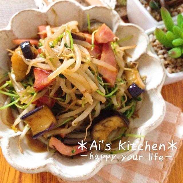 人気のもやし洋風レシピ《常備菜》9