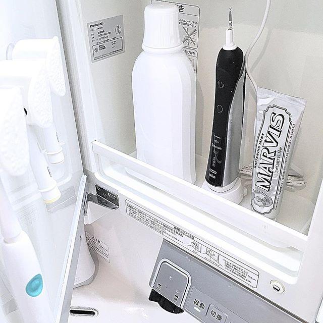 電動歯ブラシ 収納アイデア4