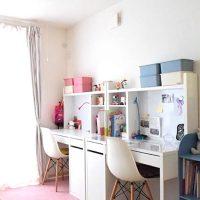 6畳の子供部屋を二人で使うレイアウト特集!狭くても快適に過ごせる家具の配置