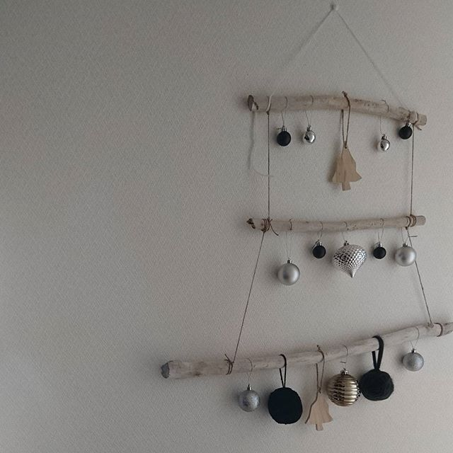 流木を使った簡単DIY3
