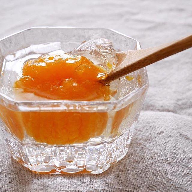 シロップ漬けみかんで人気のアレンジゼリー