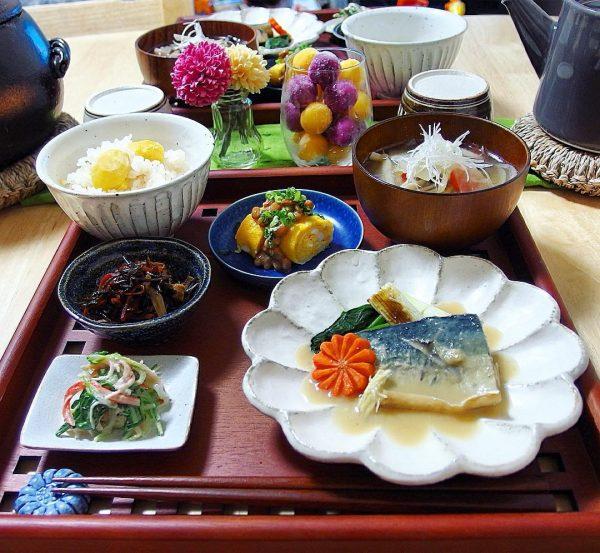 栄養満点レシピ鯖の味噌煮