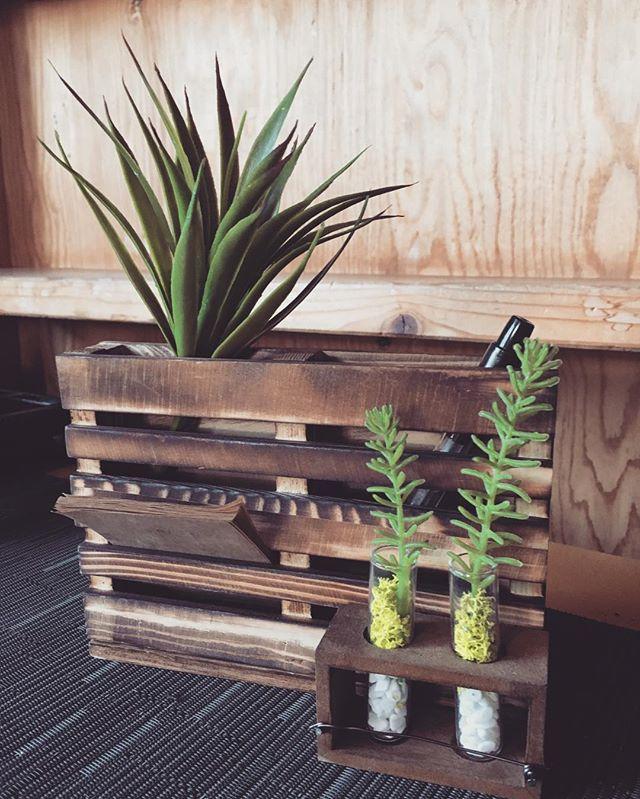 鉢台を使っておしゃれなカフェ風の部屋作り