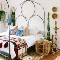 ラタン素材の家具を取り入れて心地よく。海外の素敵なインテリア実例集