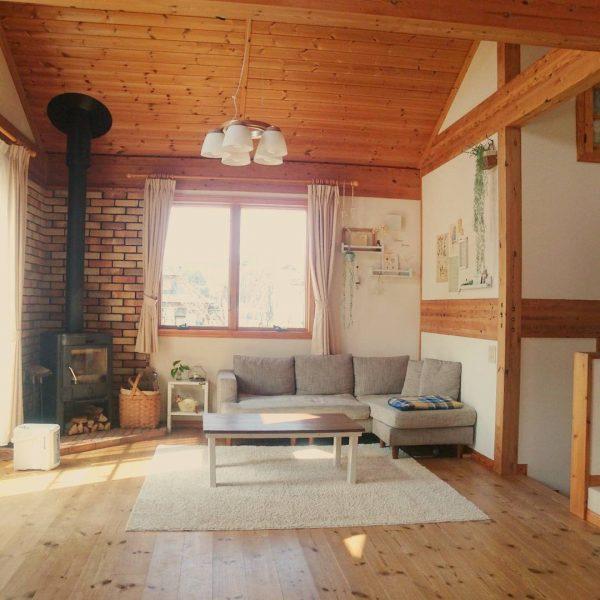 L字ソファのお部屋を広く見せるアイデア
