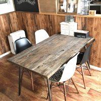 テーブルをおしゃれにリメイクする方法は?簡単DIYで古い家具も生まれ変わる!