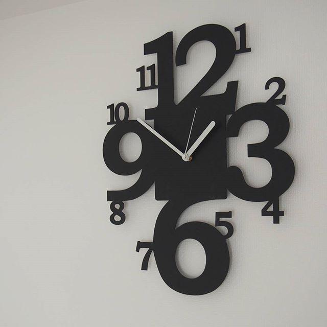 風水に良い時計の飾り方 ワンルーム4