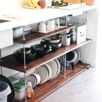 かさばる「鍋蓋」をスッキリ収納!100均などスグできる整理整頓アイデア集
