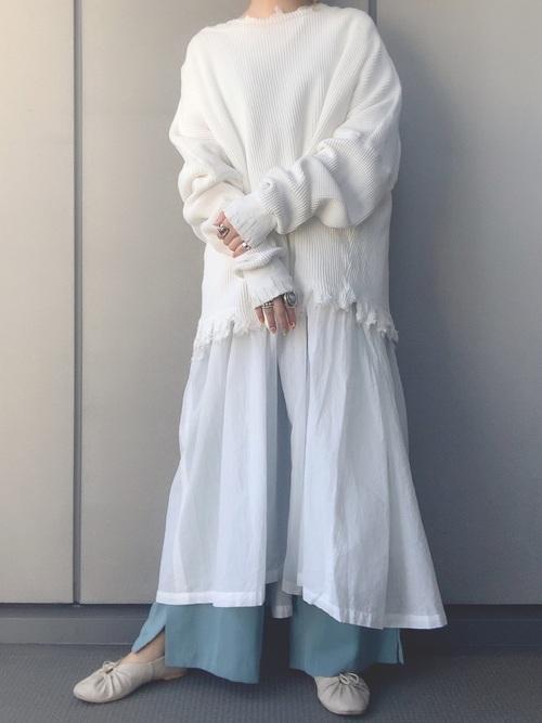 [niko and...] オリジナルシャーリングパンプス