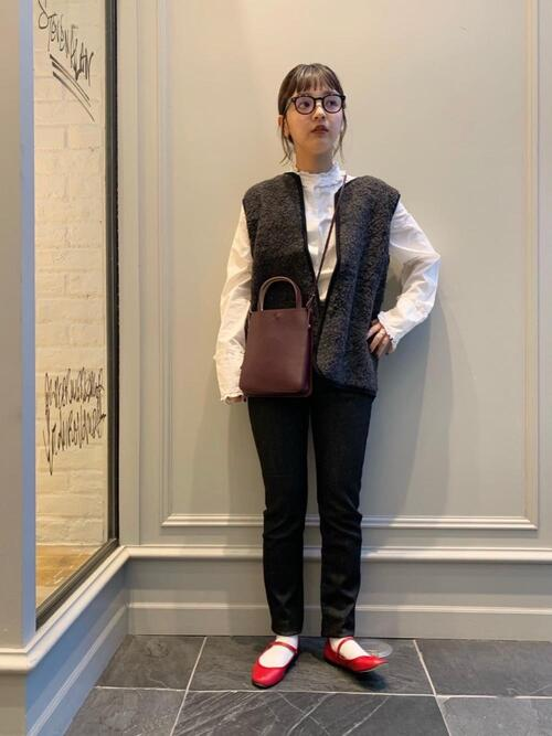 [BEAUTY&YOUTH UNITED ARROWS] 【復刻別注】<repetto>∴LIO レザーメリージェーンシューズ