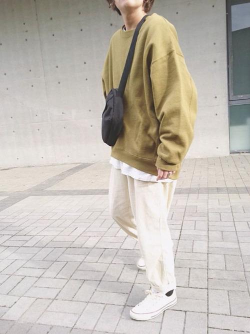 無印良品のバッグ