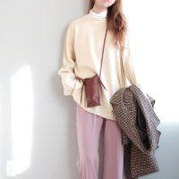 冬もプチプラにお任せ♪【GU・ユニクロ・しまむら】で作る大人ファッション15選