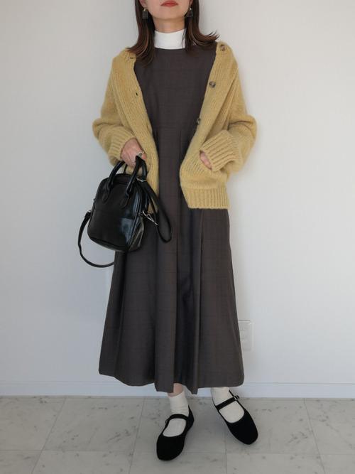 [niko and...] 【小松菜奈さん着用アイテム】オリジナルカンフーシューズ