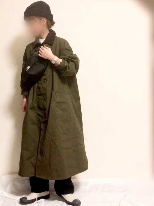 [BEAMS WOMEN] DECHO × BEAMS BOY / ウール ボア ハット