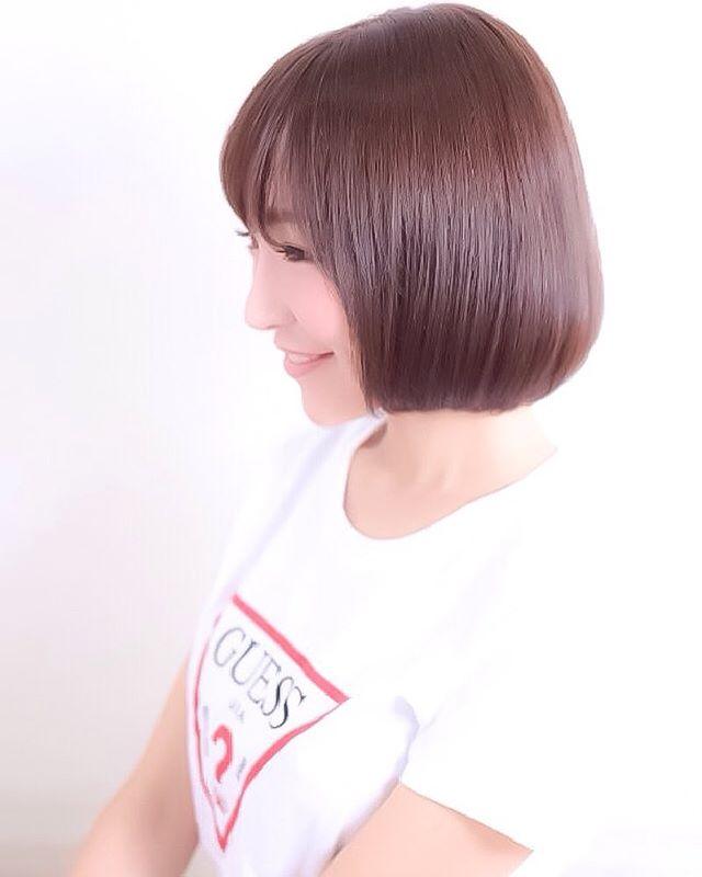 明るめヘアカラー3