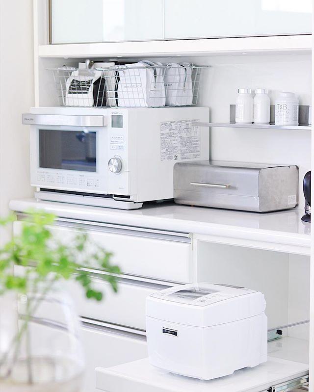 炊飯器の置き場