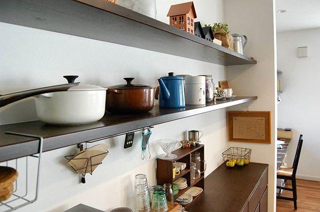 炊飯器の置き場12