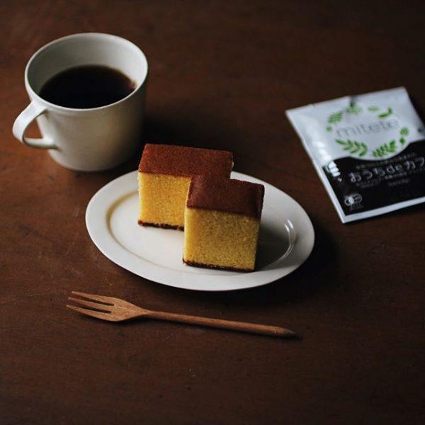 大人気!岩永梅寿軒の美味しいカステラ