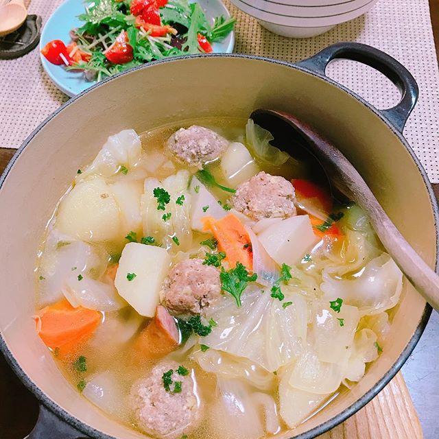 カロリーオフ!美味しいポトフ風鍋