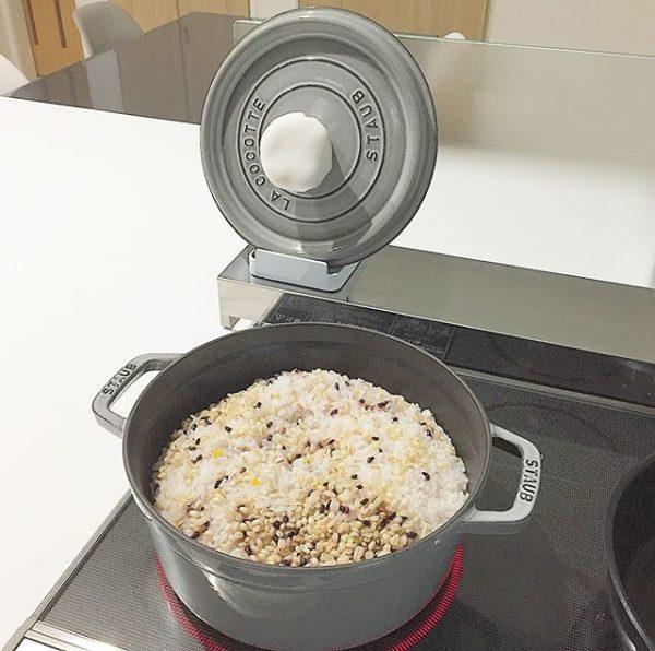 一時的に保管するおすすめの鍋蓋収納