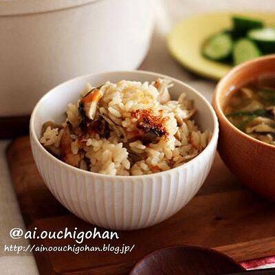 白いご飯が苦手な子供に定番レシピ「炊き込みご飯」