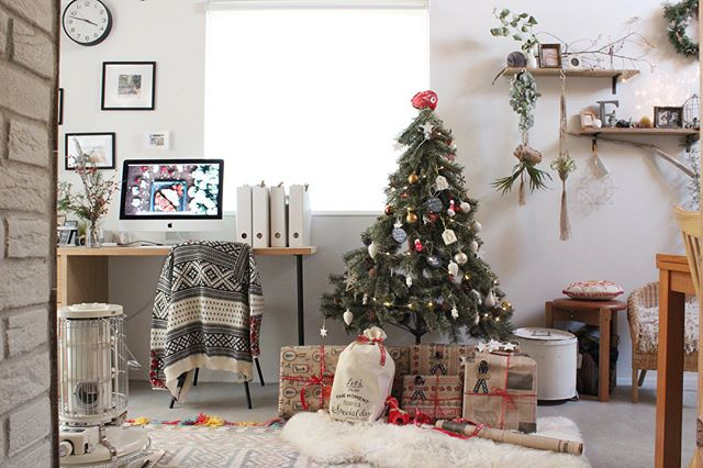 クリスマスディスプレイ6